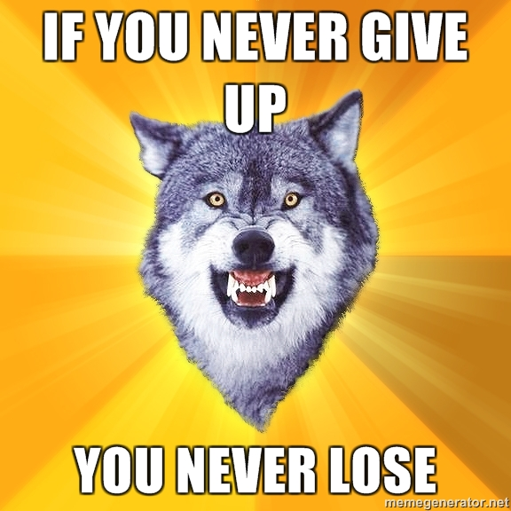 Courage-Wolf-Never-Give-Up