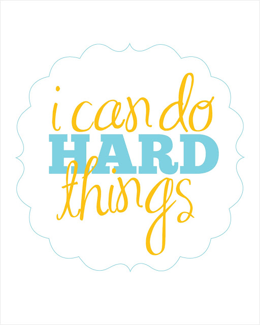 I CAN DO HARD THINGS 9